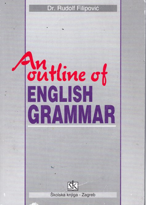 AN OUTLINE OF ENGLISH GRAMMARWITH EXERCISES