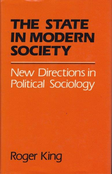 NEW DIRECTIONS IN POLITICAL SOCIOLOGY