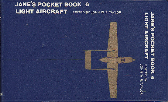 Jane's Pocket Book 6 Light Aircraft