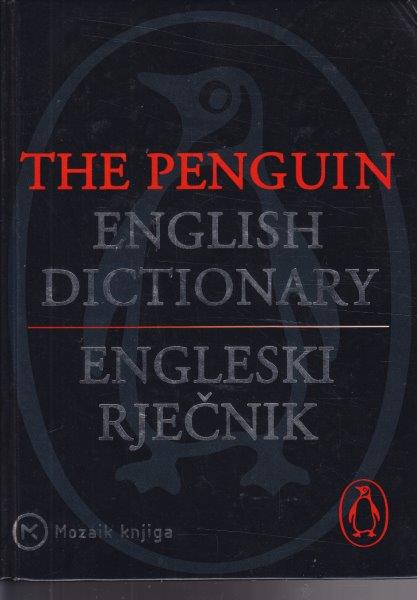 THE PENGUIN ENGLISH DICTIONARY ENGLESKI RJEČNIK