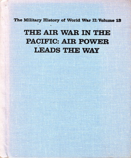 THE AIR POWER IN THE PACIFIC AIR POWER LEADS THE WAY