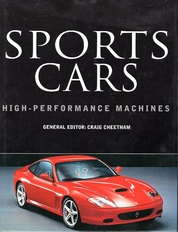 SPORTS CARS  HIGH PERFORMANCE MACHINES