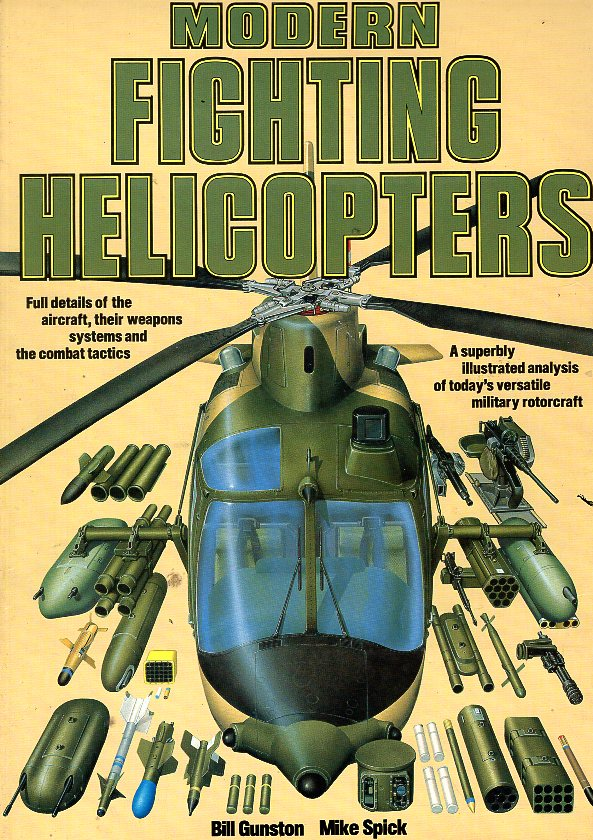 MODERN FIGHTING HELIOCOPTERS