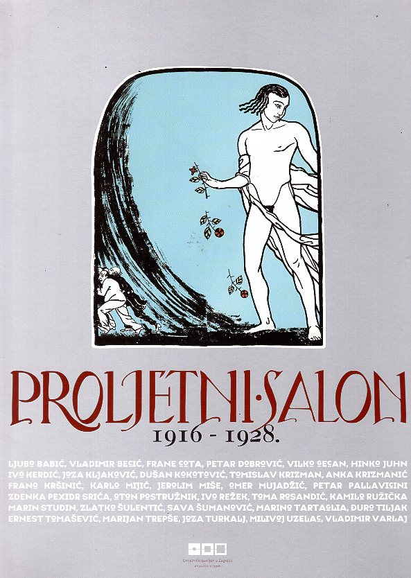 PROLJETNI - SALON 1916 - 1928