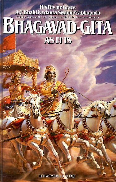 BHAGAVAD GITA AS IT IS COMPLETE EDITION REVISED AND ENLARGED WITH THE ORIGINAL SANSKRIT TEXT...