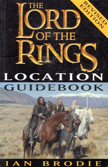 THE LORD OF THE RINGS LOCATION GUIDEBOOK REVISED EDITION