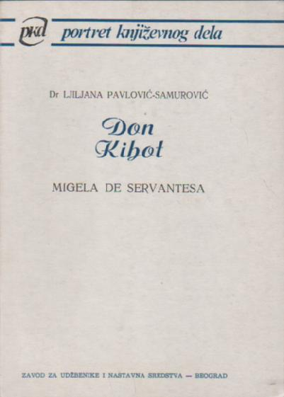 DON KIHOT MIGELA DE SERVANTESA